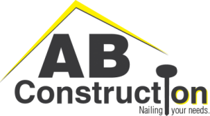AB Construction Logo