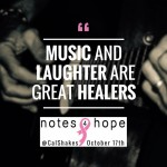 Notes4Hope Prevents Cancer with Benefit Concerts